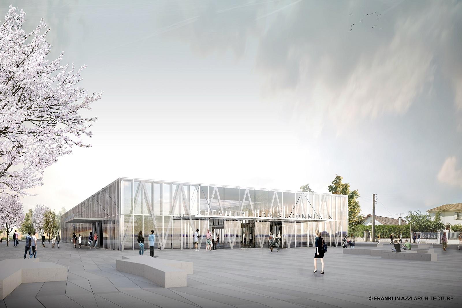 Gare Chevilly Trois-Communes