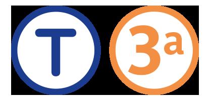 indice de la ligne du tramway T3a