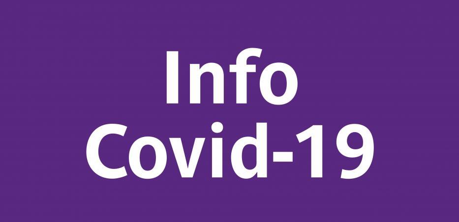 """Vignette """"Info Covid-19"""""""