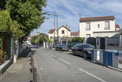 Photographie du quartier Les Monts Cuchets.